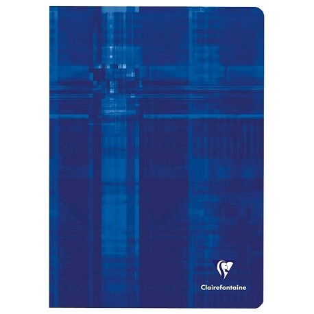 CAHIER CLAIREFONTAINE 21X297 A4 96 PAGES SEYES 90G