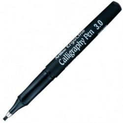 MARQUEUR CALLIGRAPHIE 3,0MM pour écrire, dessiner, parapher, réaliser des lettr