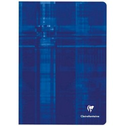 CAHIER PIQURE CLAIREFONTAINE 21X297 A4 96 PAGES 5X5