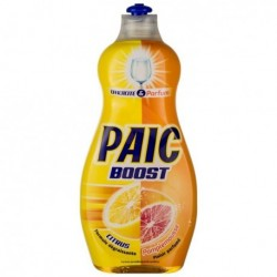 PAIC BOOST CITRON PAMPLEMOUSSE 500 ML FR03863A