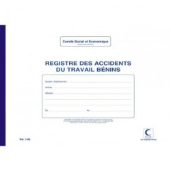 REGISTRE DES ACCIDENTS DU TRAVAIL BENINS 1468