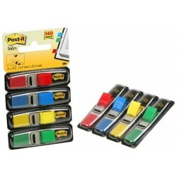 INDEX ETROIT 12X43 POST IT DISTRIBUTEUR LOT 4X35