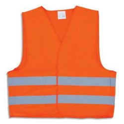 VESTE FLUO ORANGE VRXL