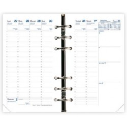RECHARGE MILLESIMEE TIMER 21 PLANING 15X21CM
