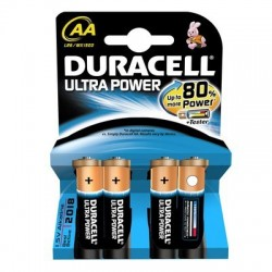 PILE DURACELL ULTRA POWER MN1500 LR6x4