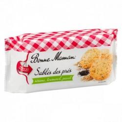 BISCUITS BONNE MAMAN SABLÉS DES PRÉS