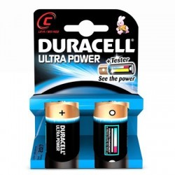 PILE DURACELL ULTRA POWER MN 1400 LR14x2