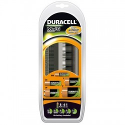 CHARGEUR PILES UNIVERSEL DURACELL DURACELL 5000394088313