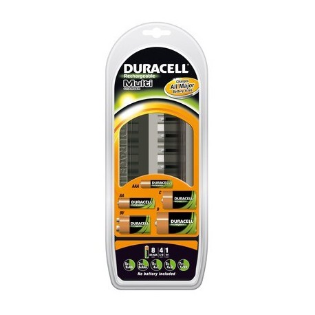 CHARGEUR PILES UNIVERSEL DURACELL