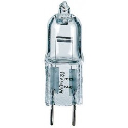 AMPOULE HALOGENE 50 W GY6,35