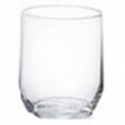 LOT DE 3 VERRES À WHISKY EN VERRE 31.5CL