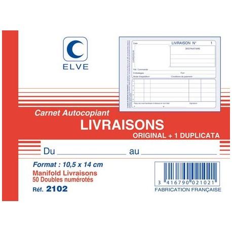 MANIFOLD LIVRAISON 105X140  502+0 NCR