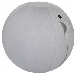 BALLON ERGONOMIQUE GRIS ANTHRACITE
