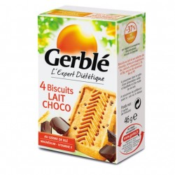 BISCUITS GERBLE LAIT CHOCO POCKET 46G x18 8017275