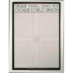 CALQUE A4 90/95G BLOC 50 CANSON 200017143