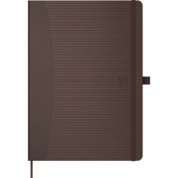 CAHIER OXFRD-OFFICE BROCHE A5 160P 90G Q5x5 MARRON 100735226
