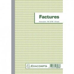 MANIFOLD AUTOCOPIANT FACTURES A5 50/2 3278E