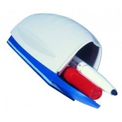 BROSSE A TABLEAU BLANC PLASTIQUE AIMANTEE ET RECHARGEABLE FSC650162