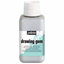 DRAWING GUM FLACON DE 250ML