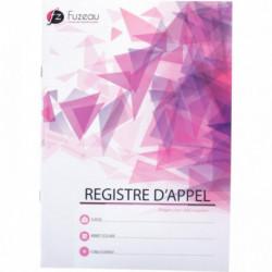REGISTRE D'APPEL 40 ELEVES LISTE / RECO FUZEAU