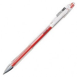 STYLO BILLE INTROGEL SUPERIEUR ROUGE PENAC