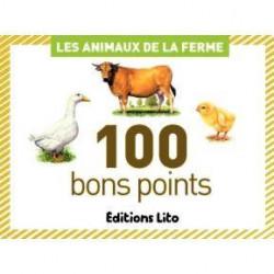 BOITE DE 100 IMAGES LES ANIMAUX DE LA FERME