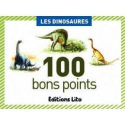BOITE DE 100 IMAGES LES DINOSAURES
