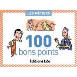 BOITE DE 100 IMAGES LES MÉTIERS