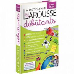 DICTIONNAIRE LAROUSSE DES DEBUTANTS CP-CE