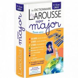 DICTIONNAIRE LAROUSSE SUPER MAJOR CM-6e