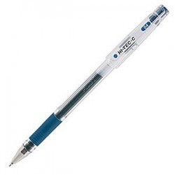 STYLO GEL PILOT BE GREEN GTEC C4 GRIP BLEU