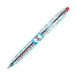 ROLLER ENCRE GEL RETRACTABLE B2P 0,7 ROUGE