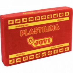 PAIN DE 350 GRAMMES DE PLASTILINA ROUGE