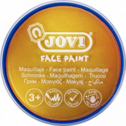 GALET MAQUILLAGE CREME OR