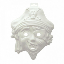 LOT 8MASQUES PIRATE FILLE/GARC