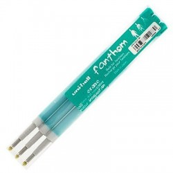 RECHARGES STYLO THERMOSENSIBLE FANTHOM VERT x3