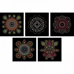 LOT DE 30 CARTES SLOW & ART, NIVEAU PRIMAIRE