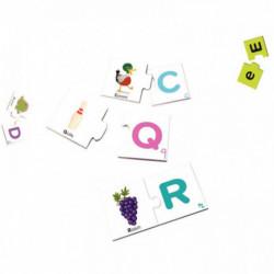 CARTES PUZZLE ABC
