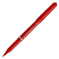 FEUTRE UNIBALL SIGN PEN ROUGE