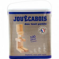 BARIL DES TOUT-PETITS JOUECABOIS, 100 PLANCHETTES