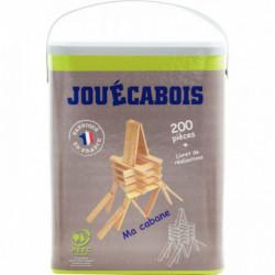BARIL 200 PLANCHETTES JOUECABOIS + LIVRET