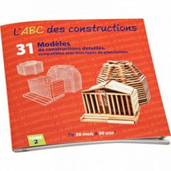 LIVRE L'ABC DES CONSTRUCTIONS TOME 2