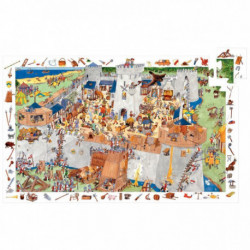 PUZZLE OBSERV 100P CHATEAU FOR