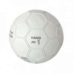 BALLON HAND-BALL CAOUTCHOUC TAILLE 1