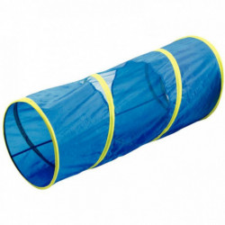 TUNNEL POLYESTER 3MX60CM BLEU