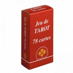 JEU DE TAROT SOUS BOÎTE CARTON