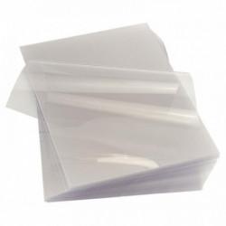 COUVERTURE A4 PLAST. 20/100 INCOLORE *BTE 100*