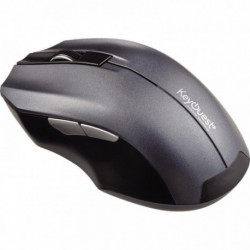 SOURIS OPTIQUE OFFICE KEYOUEST SANS FIL GRIS