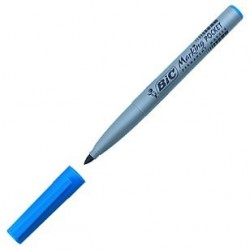 MARQUEUR PERMANENT BIC MARKING POCKET BLEU