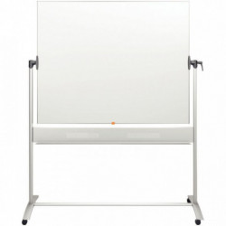 TABLEAU BLANC MOBILE NANO CLEAN DOUBLE FACE 150X120CM